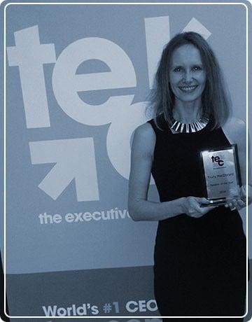 Best Speaker - Trudy MacDonald