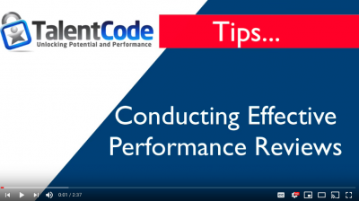 How to conduct effective Performance Reviews -