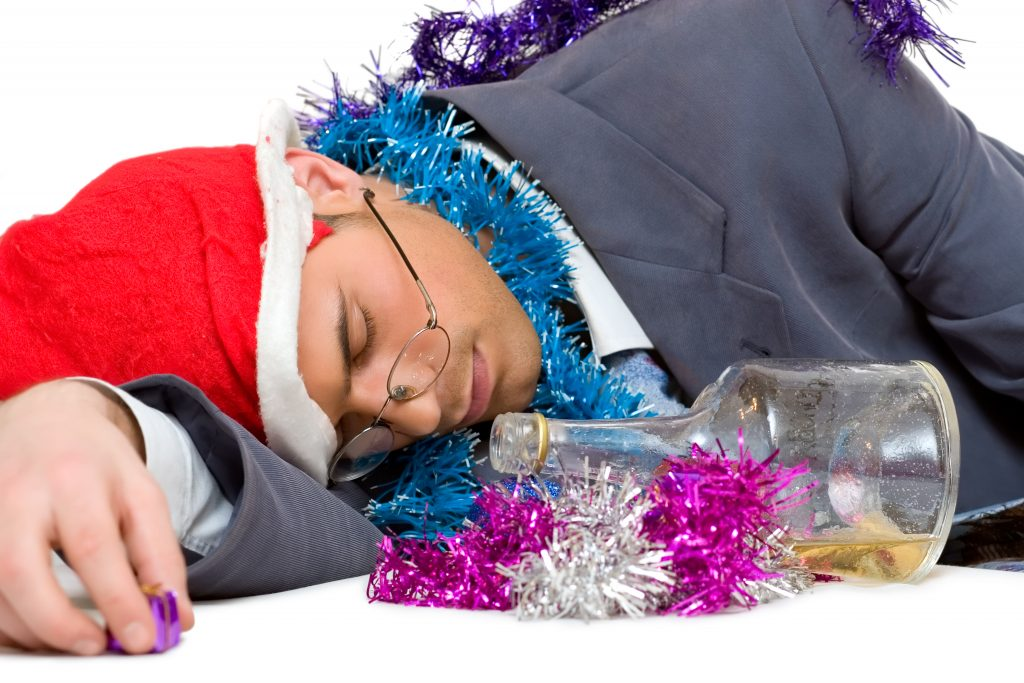 Reducing Risk At The Work Christmas Party -